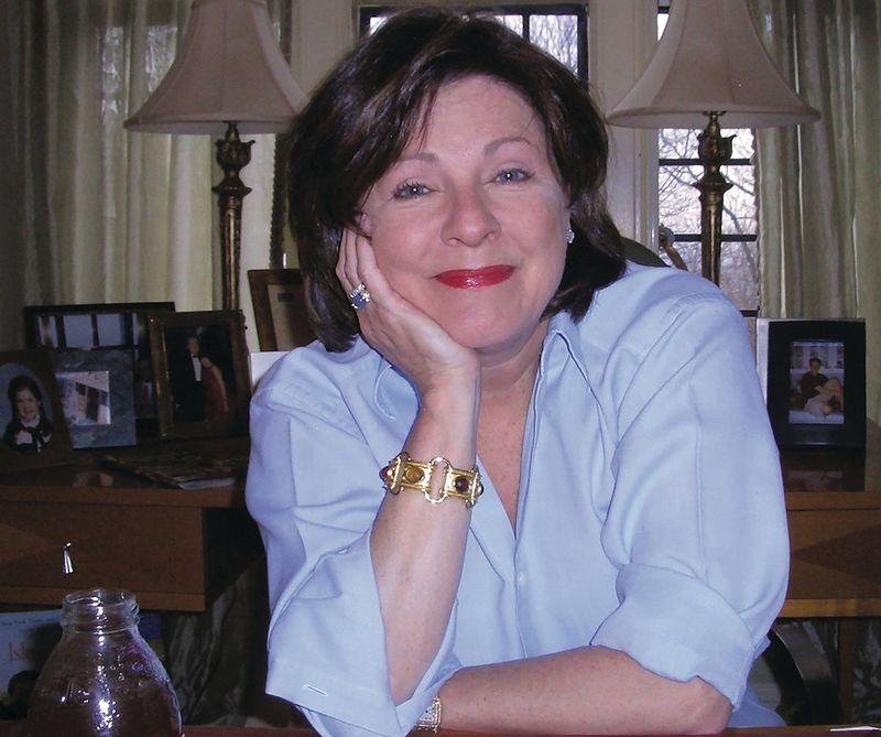 Dorothea Benton Frank. Kép forrása: internet
