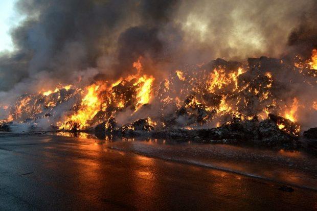 Fotó: katasztrófavédelem