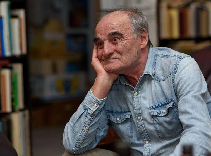 Botár Attila. Baumann Béla fotója