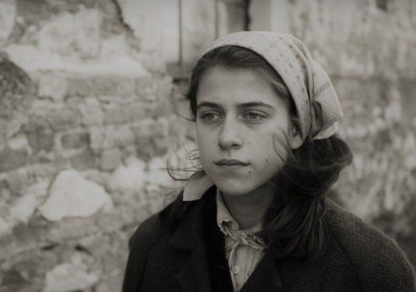 Nagy Katica, a Magdolna című film főszereplője. Fotó: SzeretFilm Stúdió