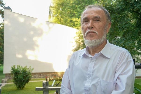 Ézsiás István. Fotó: Papp Eszter