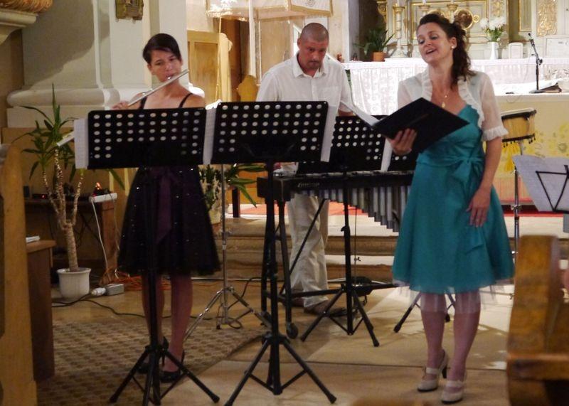 A Balatonfüredi Muzsikusok Egyesülete tagjai egy korábbi fellépésen. Kép forrása: internet
