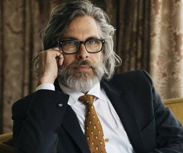 Michael Chabon. Fotó: Wall Street Journal/Celeste Sloman