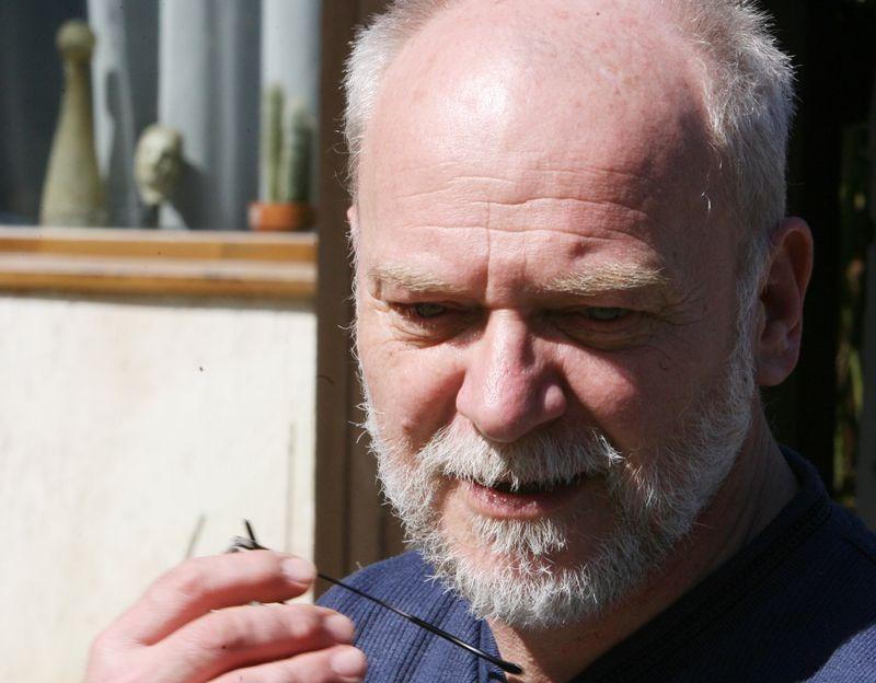 Géczi János. Fotó: Gáspár Gábor