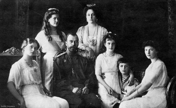A filmheteken látható lesz a Romanov családot bemutató orosz filmdráma is. Fotó: gettyimages.com