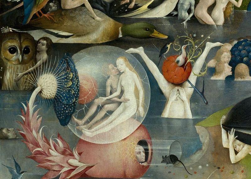 "Bosch híres festménye is ""megelevenedik"""