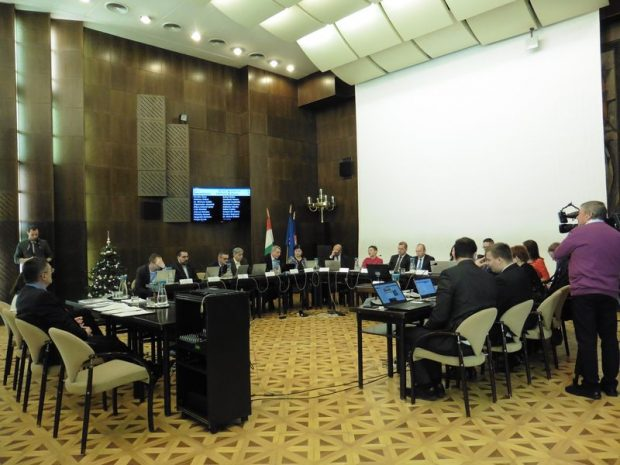 A képviselő-testület idén utoljára ült össze