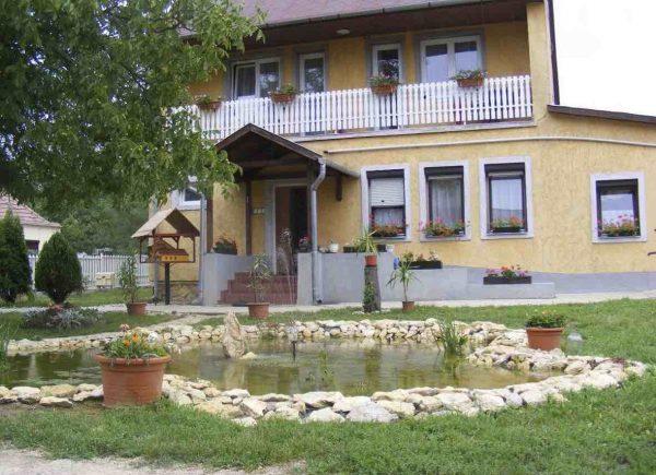 A Szenvedélybetegek Rehabilitációs Intézménye Noszlopon. Kép forrása: rehabhaznoszlop.hu