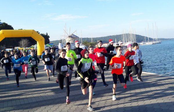 Pillanatkép a futóversenyről. Fotó: VEDAC