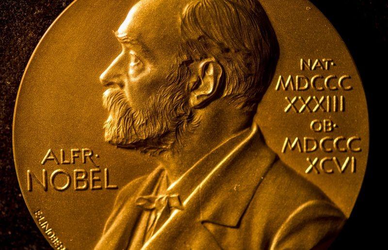 A Nobel-díj. Fotó: nobelprize.org
