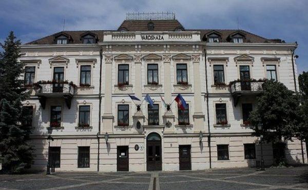 Városháza. Fotó: Veszprém Kukac Archív