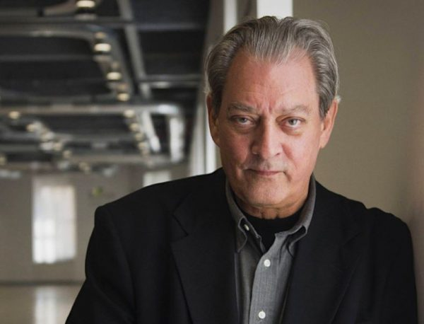 Paul Auster. Fotó: english.elpais.com