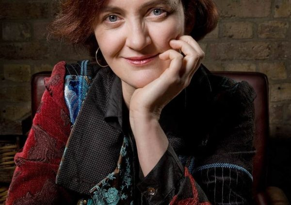 Emma Donoghue. Fotó: independent.co.uk