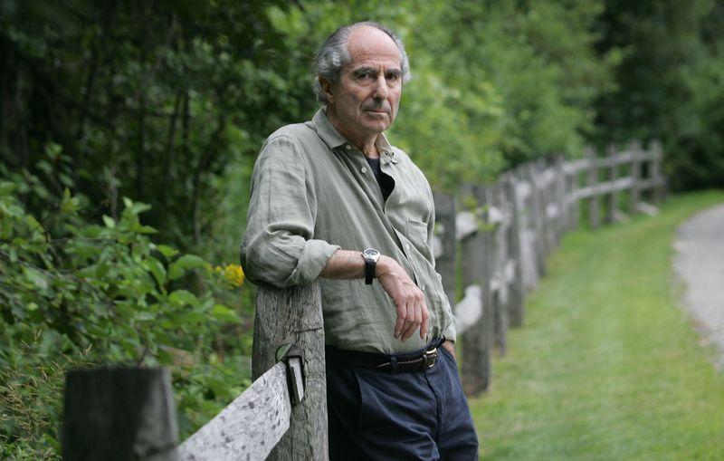 Philip Roth 2018 májusában hunyt el. 85 éves volt. Fotó: nytimes.com