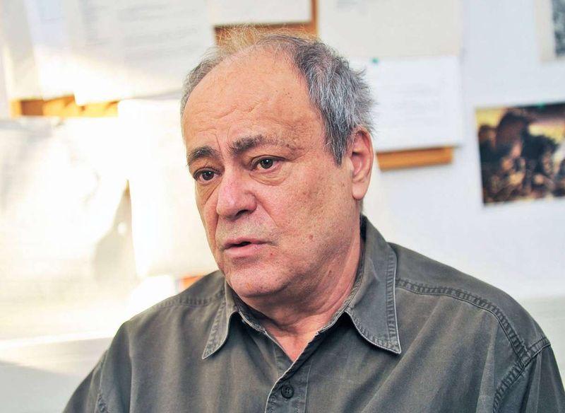 Csepeli György szociálpszichológus. Fotó: Népszava