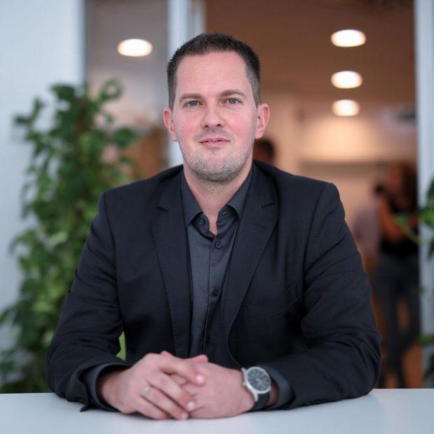 Dulkai Miklós, a Work Force operatív igazgatója