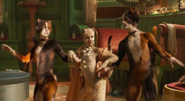 Jelenet a Macskák című filmből