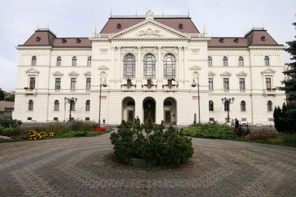 A veszprémi kormányhivatal. Fotó: veszpreminfo.hu