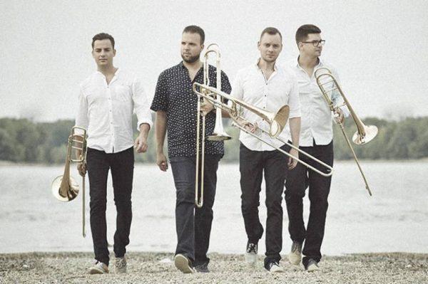 A fotón: a Four Bones Quartet