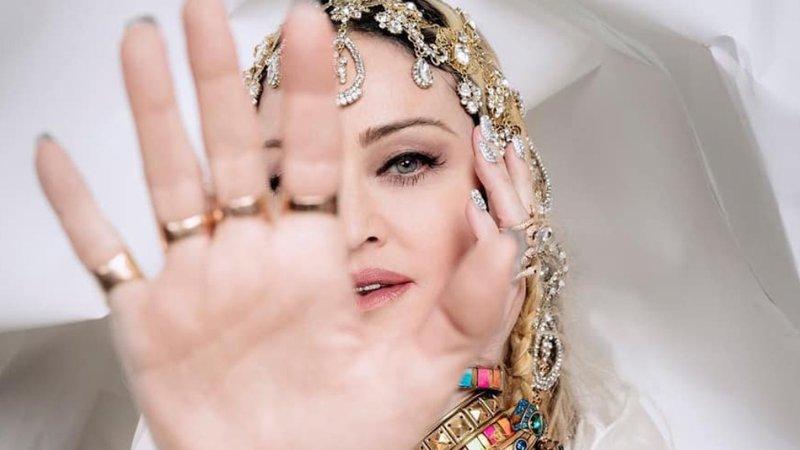 Madonna is aláírta a felhívást. Fotó: Madonna Facebook-oldala