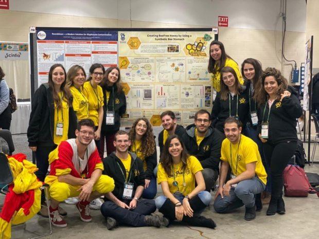 Fotó: https://2019.igem.org/Team:Technion-Israel