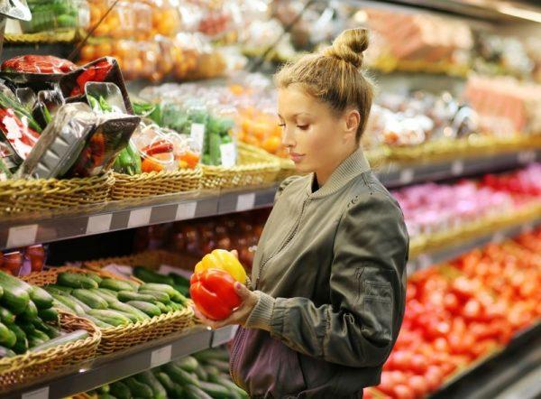 Csak nálunk emelkedtek az élelmiszerárak. Képünk illusztráció