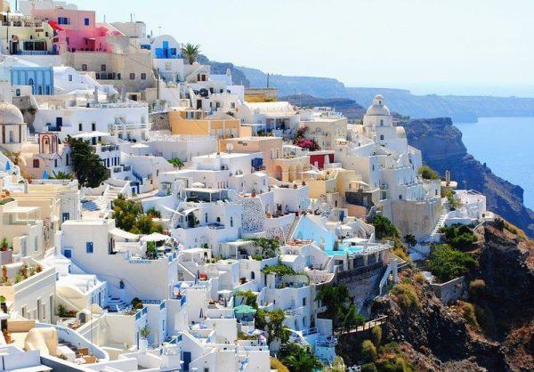 Az idegenforgalomtól leginkább függő Görögországban érezték meg az emberek legerősebben a válságot