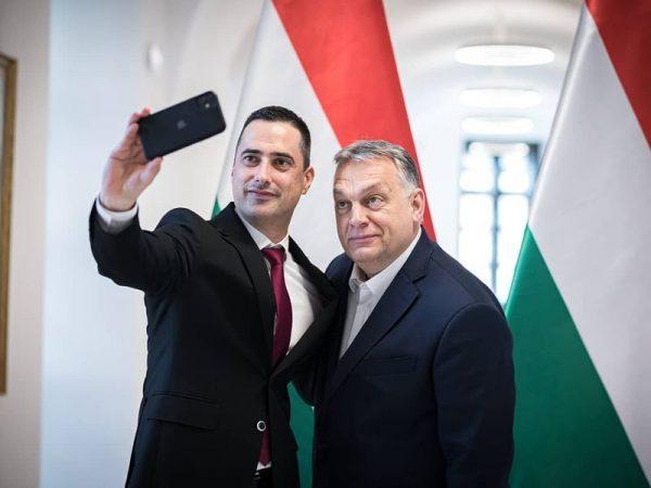 Ovádi Péter és Orbán Viktor. Kép forrása: Ovádi Péter Facebook-oldala