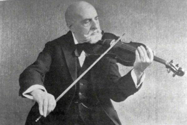 Auer Lipót és a Stradivari-hegedűje