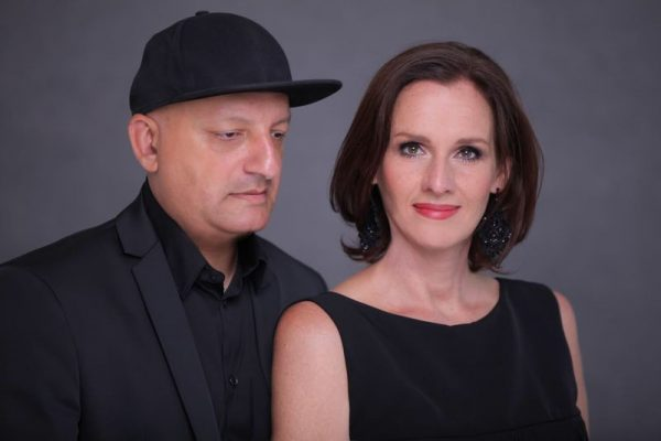 Jáger Bandi és Malek Andrea