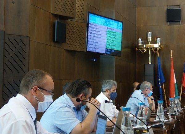 Képviselői indítvány elutasítva. Fotó: a szerző