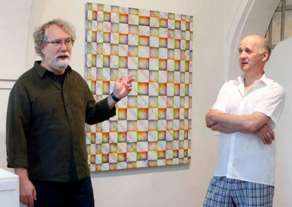 Bullás József és Borkovics Péter