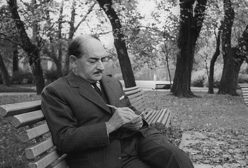 Salvatore Quasimodo Füreden
