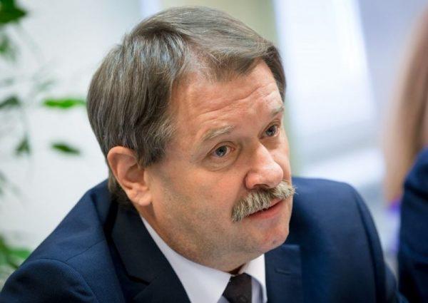 Szauer István, a Veszprémi Tankerületi Központ igazgatója. Fotó: vehir.hu