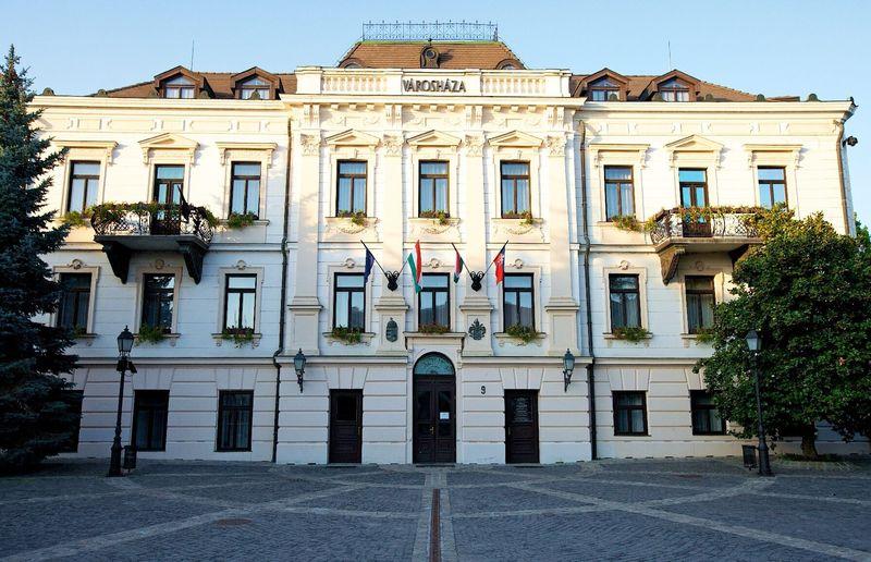 A városháza mögötti épületbe költözött a felügyelet