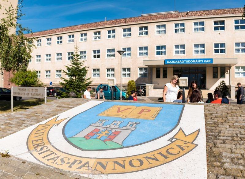 Elérte az átalakítás. Fotó: Pannon Egyetem