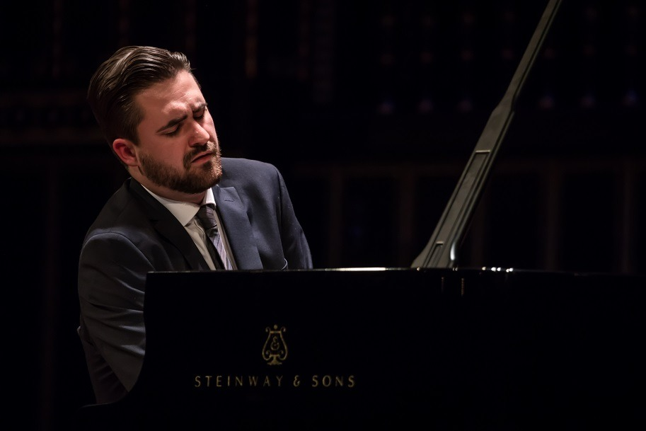 Kovács Gergely. Fotó: filharmonia.hu