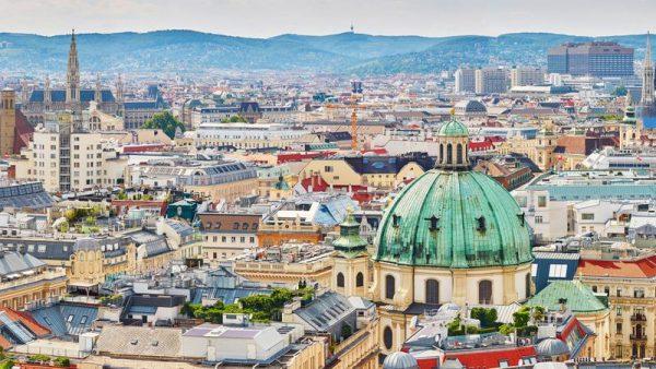 Bécs. Fotó: Shutterstock
