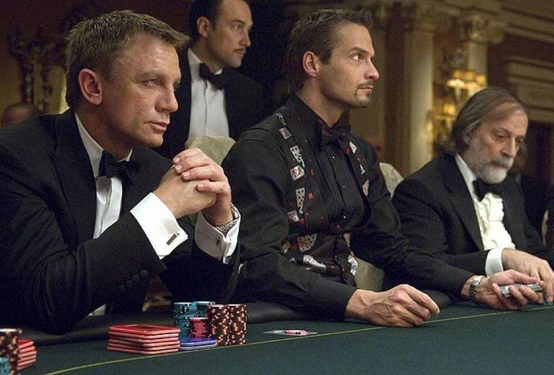 Jelenet a Casino Royale című filmből
