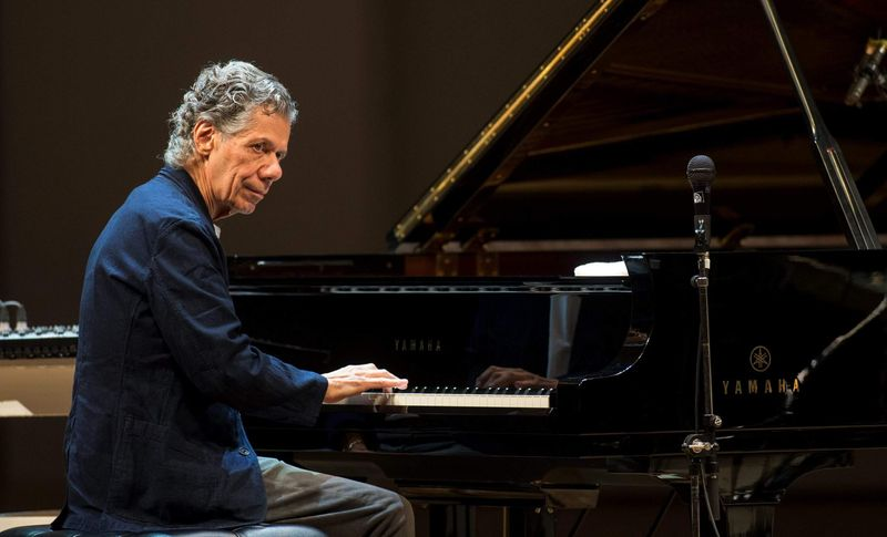 Chick Corea. Fotó: Alexander Zemlianichenko Jr./Assosiated Press