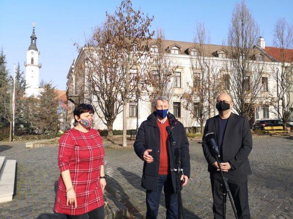 Benczik Gabriella, Hartmann Ferenc és Gerstmár Ferenc